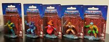 Micro Collection Masters of the Universe Mattel * Set of 5 * He-man Skeletor