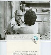 ABE VIGODA FLORENCE STANLEY COMFORTS FISH TV SHOW ORIGINAL 1977 ABC TV PHOTO