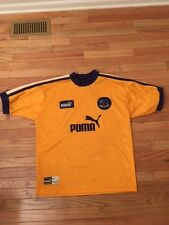 Derby County Puma Vintage Official Replica Soccer Jersey Mens Size L