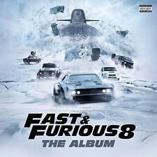 The Fate of the Furious - Fast and Furious 8: The Album [CD]