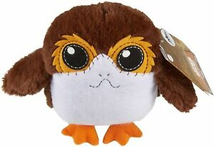 """Disney Star Wars Galaxy's Edge Trading Outpost 6"""" In Creatures: Porg W/ Sounds"""