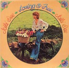 KIKI DEE LOVING & FREE LP 1973 POP LONNIE AND JOSIE
