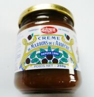 Maronen Creme Kastanien Mouse Cremes de Marrons Eßkastanien Frankreich 250gGlas