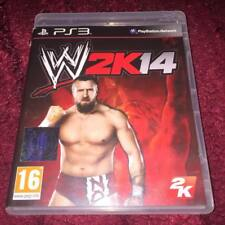 wwe 2k14 Playstation 3 ps3 game