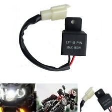 2 Pin LED 12V Turn Light Flasher Motorcycles Blinker Relay Signal Rate Control