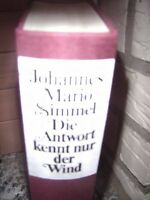 Die Antwort kennt nur der Wind, Johannes Mario Simmel