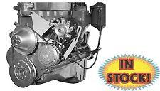 Chevy 235 6 Cylinder A/C and Alternator Bracket Kit form Alan Grove - 301L