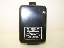 Transformateur de sonnette 220 Volt 6 Volt 1 Amp de SIGEBA