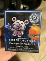 Funko Mystery Minis Five Nights at Freddy's Blind Box Figures Sister Location