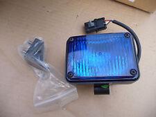 FORD CROWN VIC 2007-11 POLICE GRILL STROBE LAMP BLUE R/S OEM # 5W7Z-13368-BA