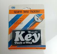 Vtg Magnetic Magnet Hide A Key Tuck A Way Emergency Spare Key Holder Hider