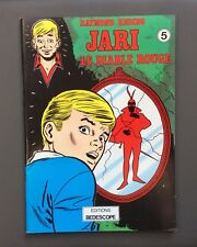 Jari n°5. Le diable rouge. Bedescope 1978