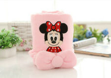 cute minnie mouse girl bowknot bath towel towels 75x150cm new U56