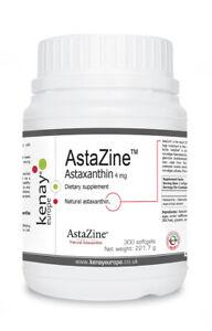 AstaZine Astaxanthin 4 mg, 300 softgels - dietary supplement