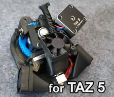 LulzBot Taz 5 1.75mm Single Extruder Tool Head .5mm Nozzle, plug and play