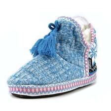 Pantofole da donna scarpe a ciabatta tessili tacco basso ( 1,3-3,8 cm )