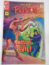 The Phantom Comic Book Master of Evil 1972 Vol 6 No 54 Charlton
