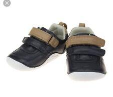 Clarks Tiny Aspire Prewalking/ 1st shoes boy size 3 F Rrp $89.95
