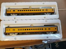 Walthers Milwaukee Road 52 Seat Coaches (498/535)(HO)(Used)