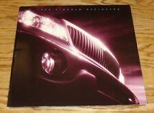 Original 1999 Lincoln Navigator Deluxe Sales Brochure 99