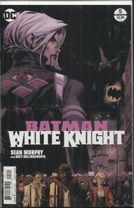 BATMAN WHITE KNIGHT #5 / 1ST PRINT COVER A / NM UNREAD SEAN MURPHY