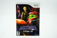 Metroid Other M: Wii [Brand New] Nintendo Wii