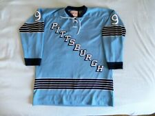 Mitchell Ness M&N Pittsburgh Penguins authentic Andy Bathgate jersey 52 2XL XXL