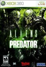 Aliens vs. Predator  (Xbox 360, 2010)  - Game Disc Only