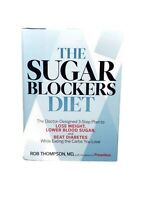 The Sugar Blockers Diet: Designed 3-Step Plan to Beat Diabetes Men/Women New
