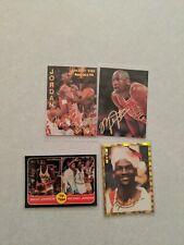 New listing Michael jordan 4 Card Set Oddballs rare lot