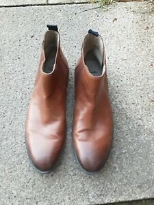 Mens clarks Chelsea boots size 8.5