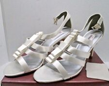 Dyeables Aislinn Evening Shoes 14210 Prom Shoes Wedding Shoes Great Shape