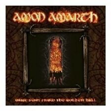 Amon Amarth-Once sent from the Golden Hall-remastered CD 9 tracks METAL NEUF