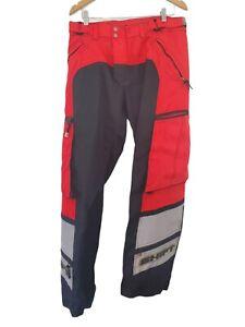 Mens Adult Motocross Shift Faction Pants Size 34