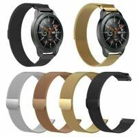 Milanese Magnetic Uhrenarmband2 2mm für Samsung Galaxy 46mm SM-R800 Smart Watch