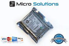 HP 507750-b21 508035-001 614828-002 500GB 7.2k K rpm 6.3cm SATA Disco Duro HDD