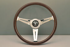 NARDI ND CLASSIC 360MM WOOD Polished Steering Wheel - 5061.36.3000 IN STOCK