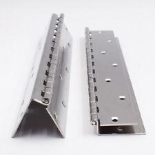 "2PCS Stainless Steel 12"" X 4"" Boat Piano Hinge Mairne Grade Hardwares"