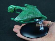 Star Trek Eaglemoss Romulan Warbird MODELL Raumschiff