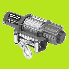 5000 lb. ATV/Utility Electric Winch w Auto Load-Holding Brak - NIB FEDEX 48 St