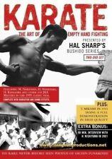 2 Dvd Set Karate Art Empty Hand Fighting 1950s Nishiyama Nakayama Jka Shotokan