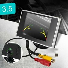 USA Stock 3.5 Inch 4:3  TFT LCD Car Rearview Monitor Camera with 480x 272 Pixel