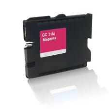 compatible Cartucho de Gel para Ricoh Aficio GX e 2600GX e3300 N 3350n GC31M