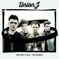 You Got It All - The Album 0888750210029 by Union J CD