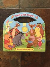 Disney Winnie The Pooh Book In Spanish