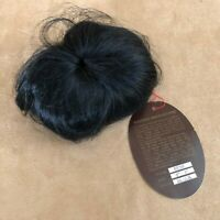 8 - 9 Bebe Monique Black wig Doll making hair parts baby short