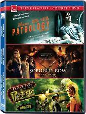 Pathology/Sorority Row/Trailer Park of Terror (DVD, 2011, 3-Disc Set)