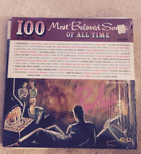 """Reveles100 Most Beloved Songs all Time E & O Company LP 2001 MONO 2 records 12"""""""