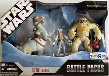 HOTH PATROL Star Wars 30th Battle Packs Figures 3-pack Toys 'R' Us 2007