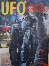 UFO Fumetto di Fantavventura n°17 1974 ed. Edifumetto  [G.136]